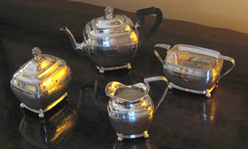 Dutch-Silver-Tea-Set