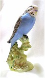 A Beswick Budgie In Blue