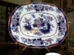 Masons Ironstone Platter